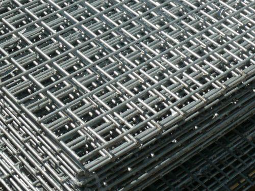 Welded Wire Mesh Panels | Galvanised Steel Weld Mesh Sheets